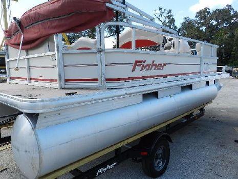 2009 Fisher 180 Fish