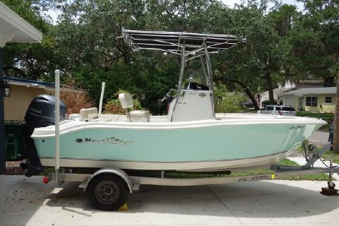 2015 NAUTIC STAR 1900XS
