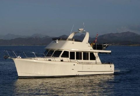 2019 Explorer Motor Yachts 46 Sedan