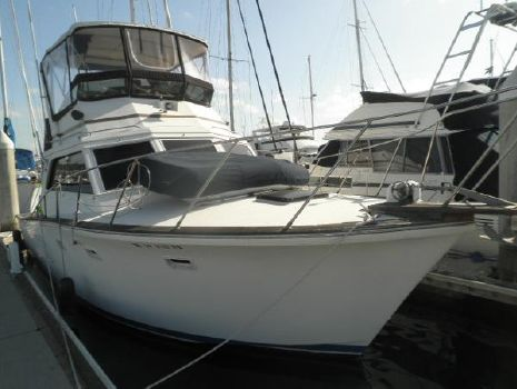 1982 Egg Harbor 36 Sedan