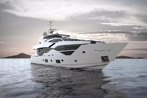 2016 Sunseeker 116 Yacht
