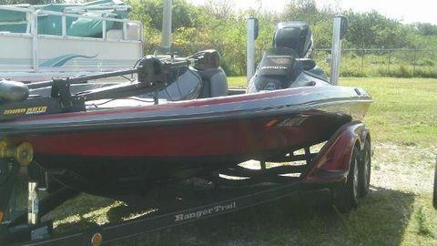 2011 Ranger Z520DC