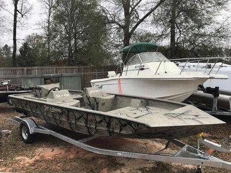 2017 Seaark 200 FS