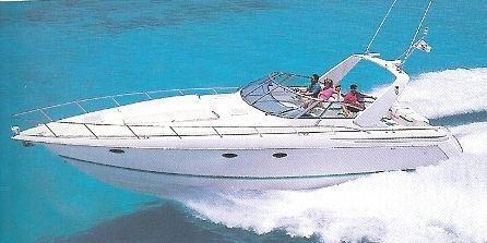 1996 Formula PC - Performance Cruiser