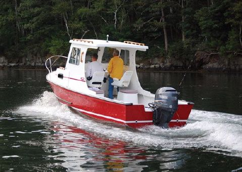 2019 Eastern 22 Lobsterfisherman