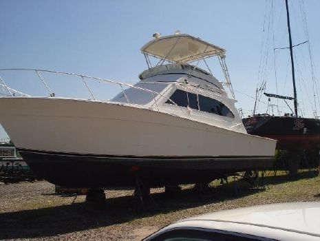 1995 Egg Harbor 43 Sport Fisherman