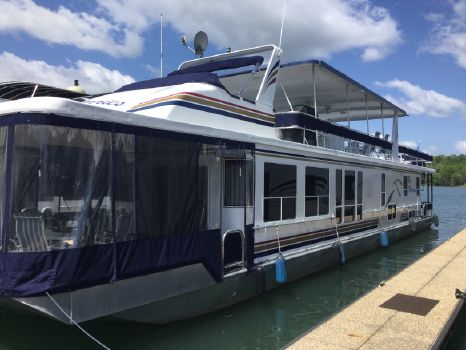 2000 Stardust Cruisers 16x80 Houseboat