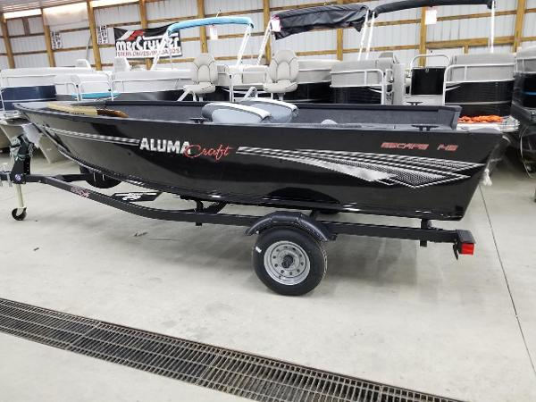 Check out this 2019 ALUMACRAFT Escape 145 Tiller on Boattrader com