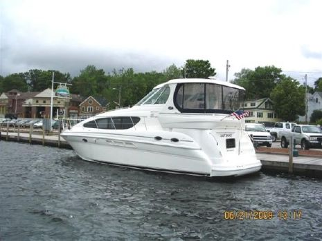 2004 Sea Ray 390 MY - 8758
