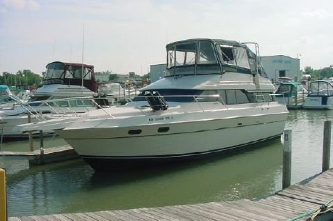1988 Silverton 38