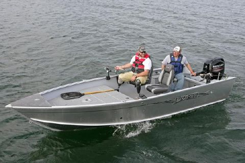 2017 Lund 1750 Outfitter