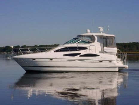 2003 Cruisers Yachts 405 Express Motor Yacht-DIESEL!