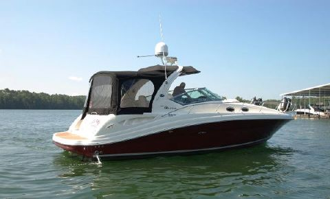 2006 Sea Ray 340 Sundancer Profile 1