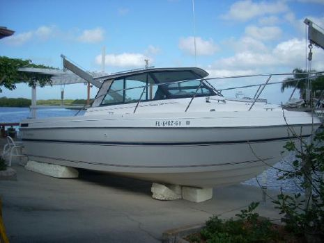 1990 Thompson Fisherman 260