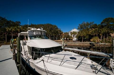 2002 Blue Water 58 Coastal Cruiser Starboard Bow