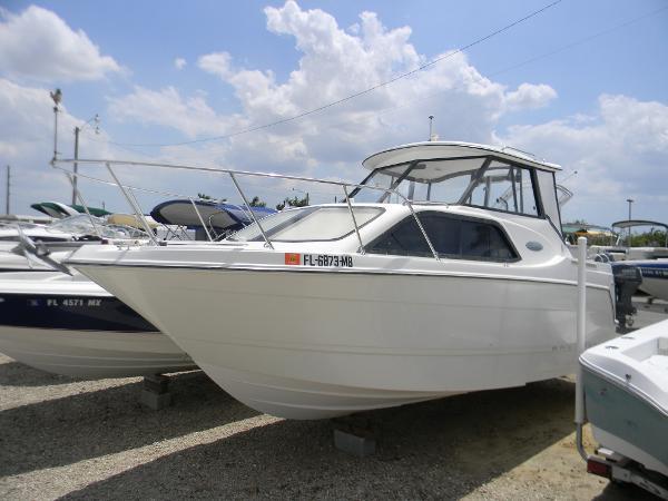 Used 2002 BAYLINER 2452 Ciera Classic Cape Coral Fl
