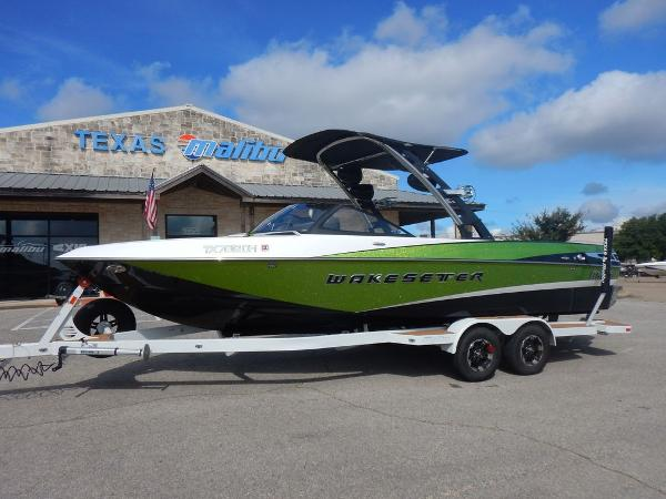 Check out this 2014 MALIBU Wakesetter 247 LSV on Boattrader com