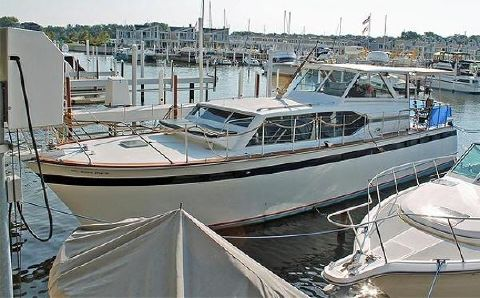 1966 CHRIS - CRAFT 48 Roamer