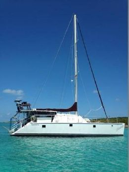 1997 Catamaran Cruisers 56