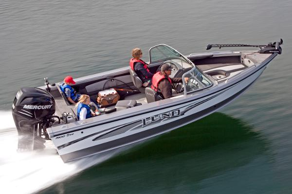 2017 Lund 1900 Tyee 19 Foot White 2017 Lund Boat In
