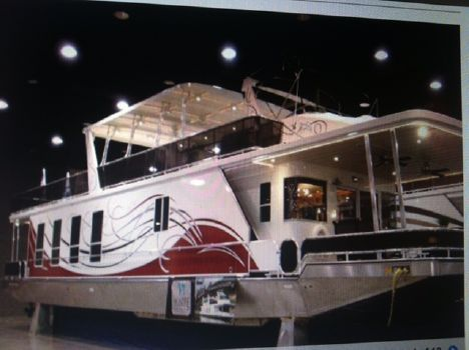 2008 Sharpe 80 Houseboat