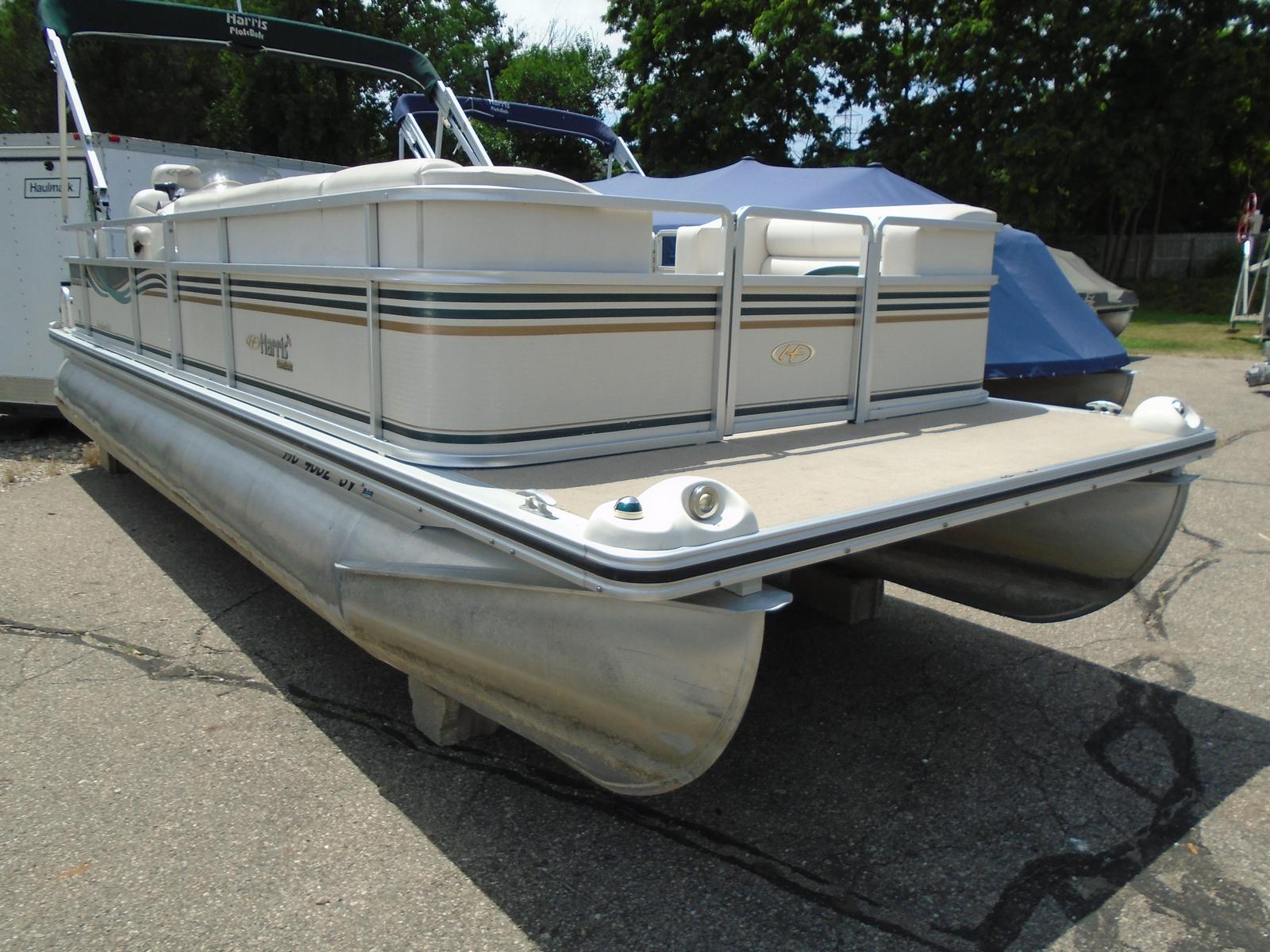 Used 2005 Harris Sunliner 220 Keego Harbor Mi 48320 Boat Trader