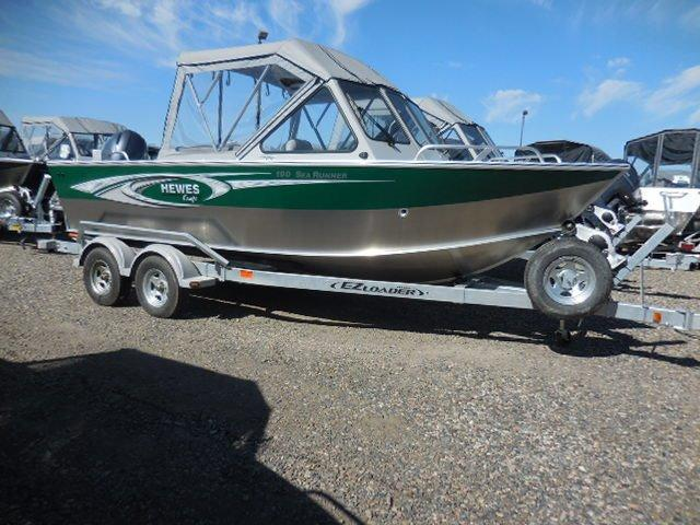 2016 Hewescraft 190 Sea Runner
