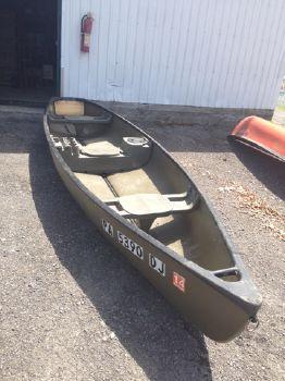 2012 Old Town Canoe Co. Saranac 146