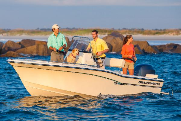 2017 Grady-White Fisherman 180 Manufacturer Provided Image