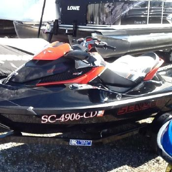 2011 Sea-Doo RXT-X 260 4-Tec