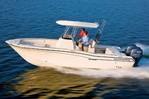 2017 Grady-White Fisherman 257 Manufacturer Provided Image