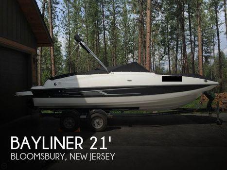 2015 Bayliner 215 Deckboat 2015 Bayliner 215 Deckboat for sale in Evans, WA