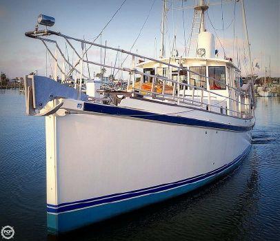 2009 Custom-craft 46 Diesel Duck 2009 Custom 46 Diesel Duck for sale in Rockport, TX
