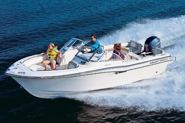 2017 Grady-White Freedom 205 Manufacturer Provided Image