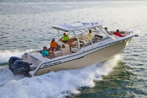 2017 Grady-White Freedom 335 Manufacturer Provided Image
