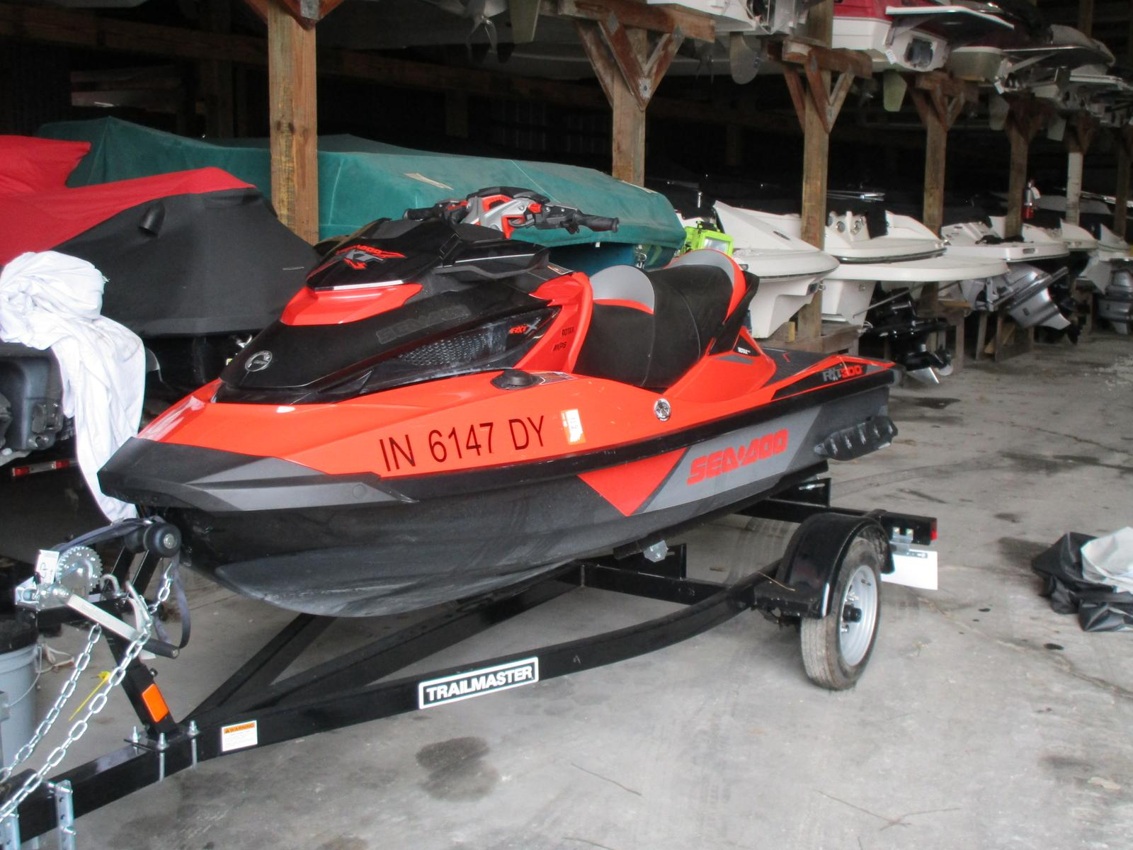 2017 Sea Doo Rxt X 300