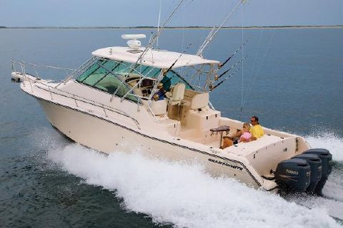 2018 Grady-White Express 370 Manufacturer Provided Image