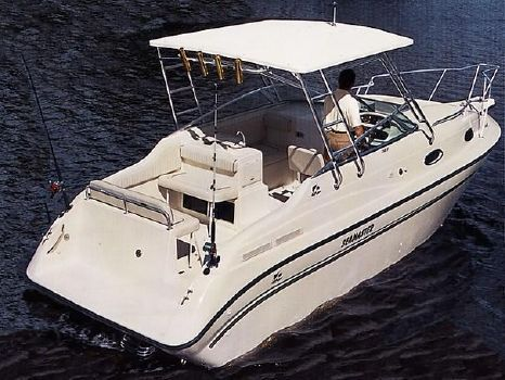 1999 Sea Master Sportfish 288 Manufacturer Provided Image