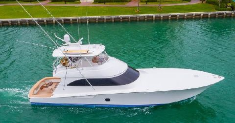 2015 Viking 76' Convertible