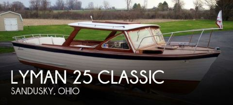 1963 Lyman 25 Classic