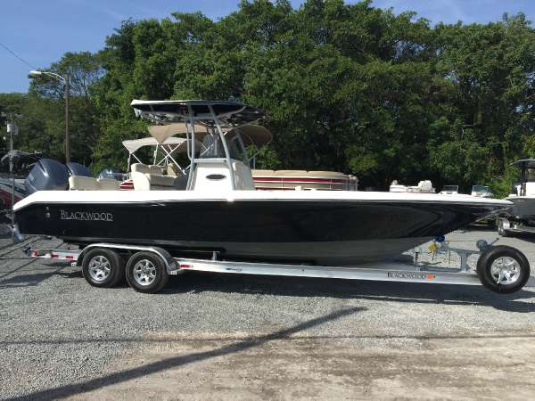 2015 Blackwood 27 Twin Yamaha 300's