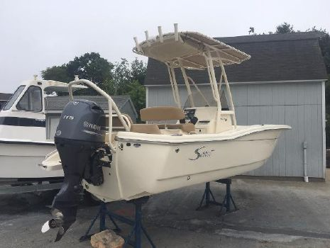 2016 Scout 195 Sportfish Actual Boat 195SF