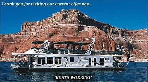 2002 Sharpe Houseboat