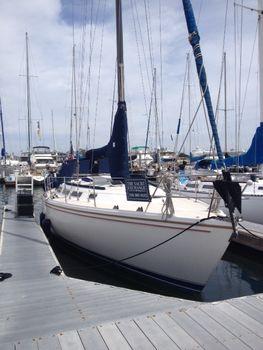 1986 Catalina 36 mkI