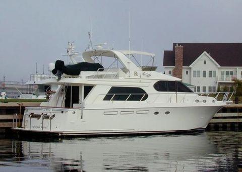 2003 Ocean Alexander 548 Pilothouse
