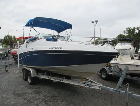 1994 Crownline 225 CCR with Trailer