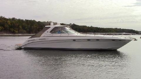 1999 Sea Ray 54 Sundancer