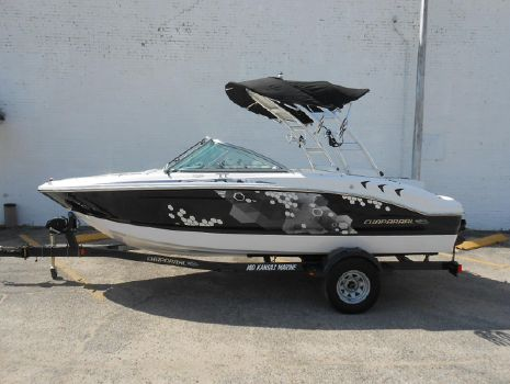 2012 Chaparral 18 H2O Sport