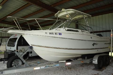 2004 AQUASPORT 225 Explorer