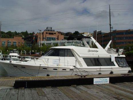 1994 Bayliner 4788 Pilothouse Sister ship photo